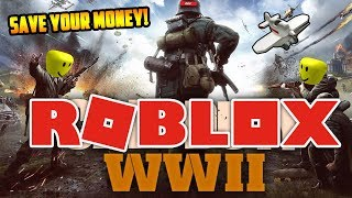 THE NEW WW2?! - ROBLOX COD WW2 Game mode!