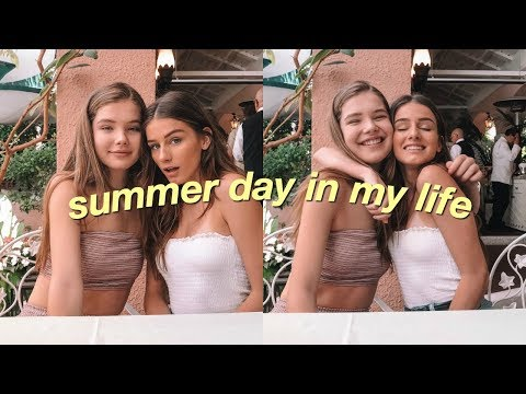 summer day in my life vlog! | Olivia Rouyre