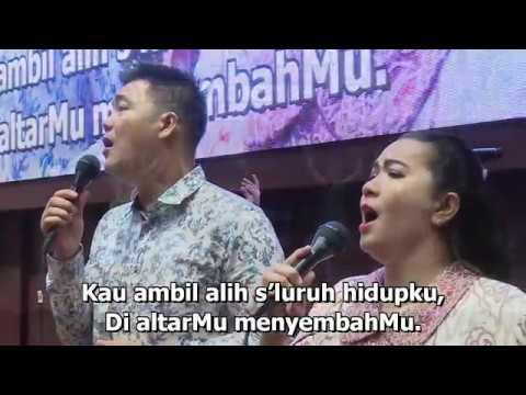 RohMu Yang Hidup - Worship Ibadah Raya 1 GBI MPI, 28 Januari 2018