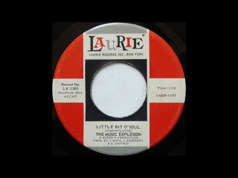 The Music Explosion-Little Bit O'Soul/I See The Light