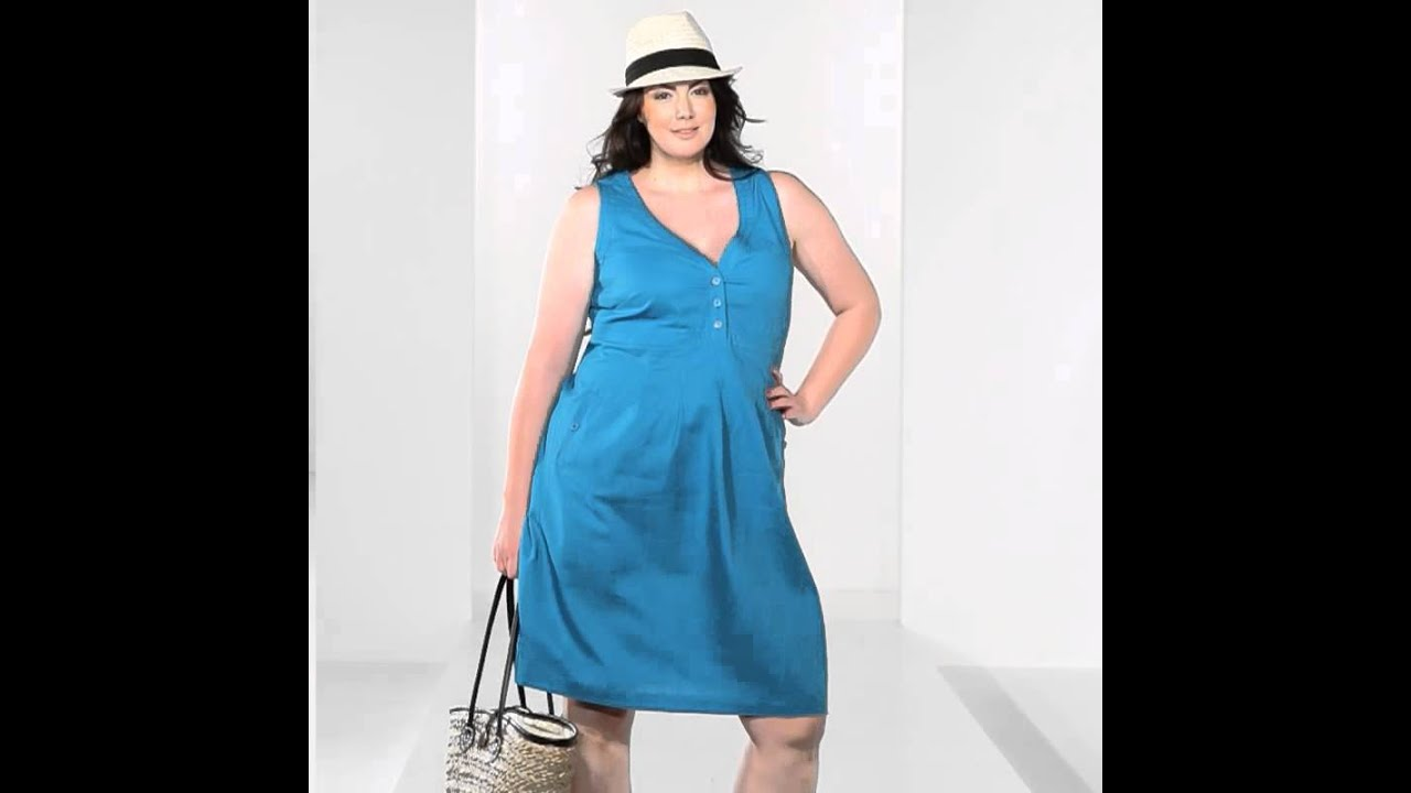 Plus Size Dress Summer Wear From Onestopplus Youtube