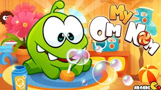 My Om Nom - Adopt My Om Nom Pet Cutest Candy Eating Monster!