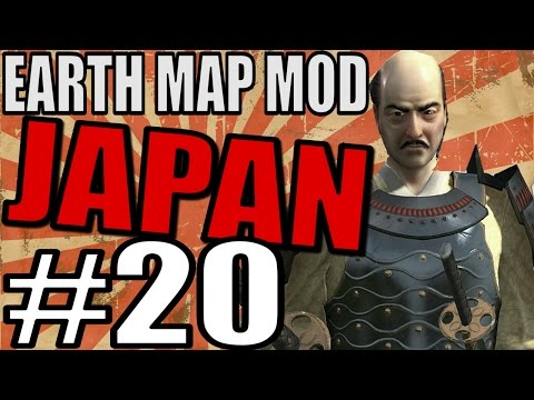 Civilization 5 Gameplay: Japan Part 20 - Giant Earth Mod [TSL] - New Zealand!