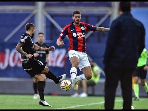 Fecha 21: resumen de San Lorenzo - Argentinos Juniors