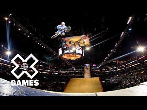 Kevin Robinson: 2009 BMX Big Air Gold Medal Run | X Games Los Angeles 2009