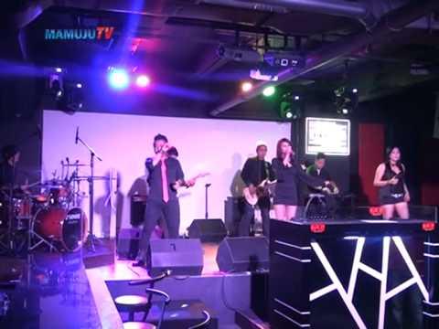 The One Band in Club 37 Live MamujuTV sesi 2