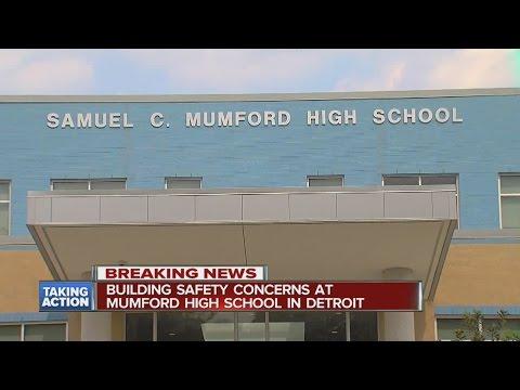 Mumford High School called unsafe
