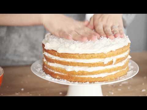 Coconut Cream Cake - Freestylin' the #jenisbook