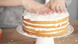 Coconut Cream Cake - Freestylin' the #jenisbook Thumbnail