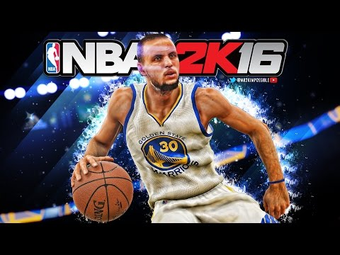 NBA 2K16 - Official Stephen Curry Fan-Made Trailer and Gameplay
