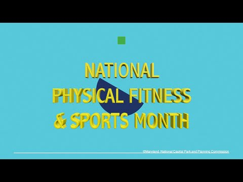 Get Going for National Health And Fitness and Sports Month