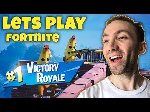 Lets Play Fortnite - ویکتوری رویال گرفتیم دو نفره
