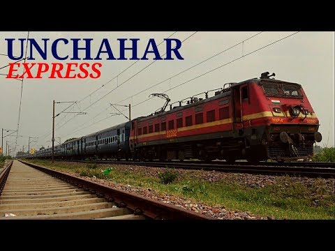 [5 IN 1] Compilation of 14218 Chandigarh - Prayag Unchahar Express | Bhaupur