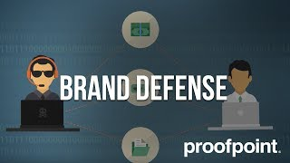 Protect Your Company Against Digital Risk with Proofpoint Brand Defense