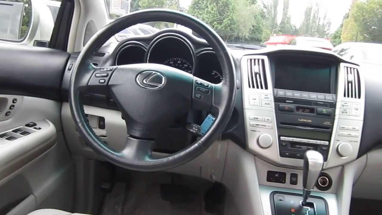 06 lexus rx400h