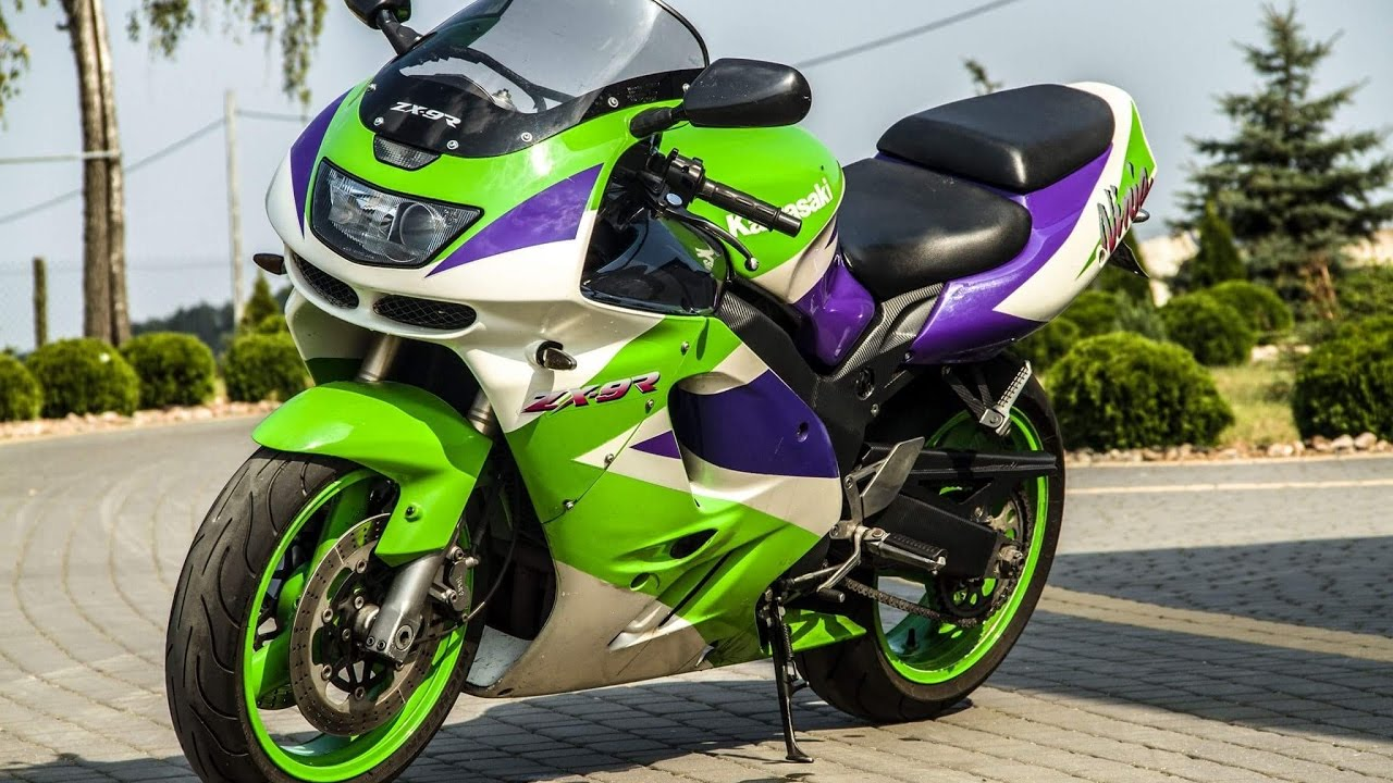 Kawasaki Ninja Fairings