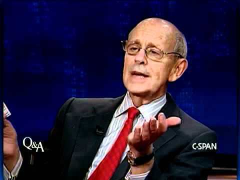 Q&A: Justice Stephen Breyer