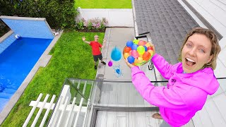 dropping-10-000-water-balloons-on-stephen-sharer-family-vacation-prank