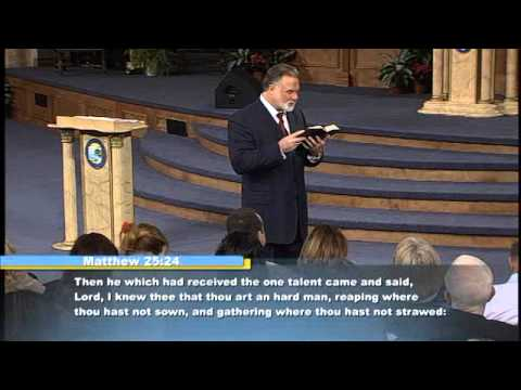 Keith Moore   Seeking the Kingdom   Pt 8 Where he reigns its right