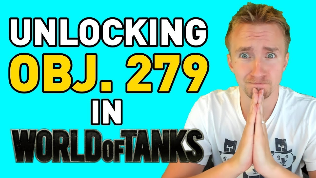 UNLOCKING THE OBJECT 279 (e) in World of Tanks! thumbnail