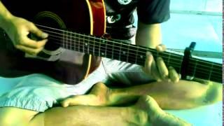 Guitar cover - Lặng thầm một tình yêu -Thanh Bùi ft Hồ Ngọc Hà