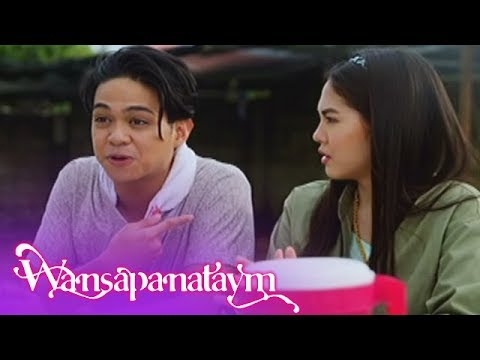 Wansapanataym: Santi teases Jasmin because she might see Thor