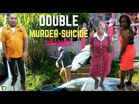 Jealousy ALLEGEDLY Sparked DOUBLE Mvrder-Su!cide in MoBay | Teach Dem