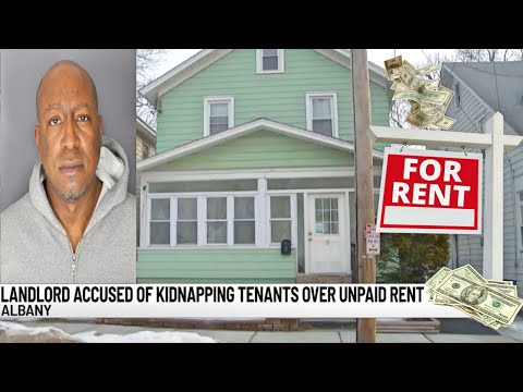 NY Landlord Arrested For Kidnapping Tenants Over Unpaid Rent and Tied Them Up At A Graveyard