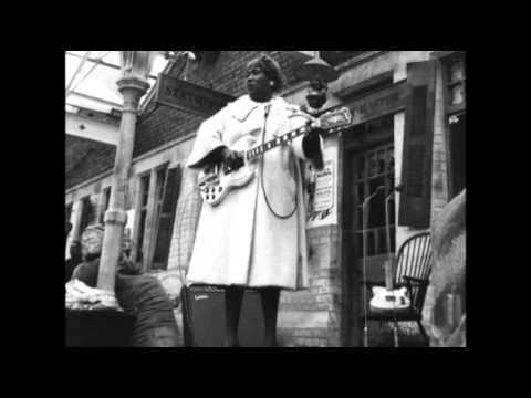 Sister Rosetta Tharpe - Ain't No Grave Hold My Body Down