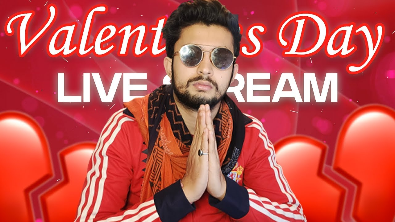 🔴 Bajr*ng Dal Stream | Join Stream if you're Single | Happy Valentine's Day | Fun Stream |