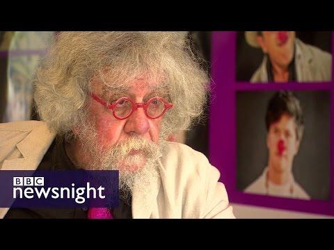The Clown Master - Newsnight