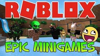The FGN Crew Plays: ROBLOX - Epic Mini Games (PC)