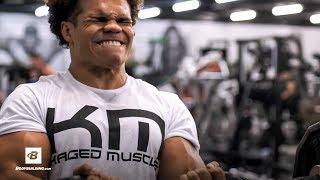 Full Biceps & Triceps Workout for Bigger Arms | Uzoma Obilor