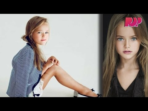 9-Year-Old SUPERMODEL Causes Big Controversy Over Sexualized Pictures from YouTube · Duration:  6 minutes 9 seconds