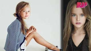 9-Year-Old SUPERMODEL Causes Big Controversy Over Sexualized Pictures