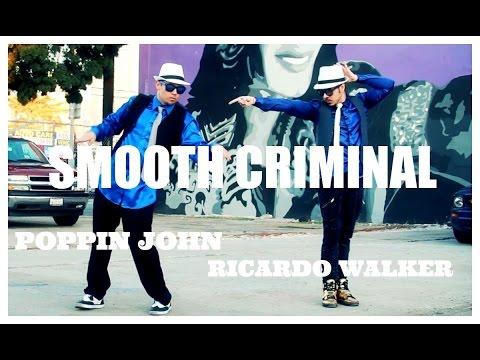 SMOOTH CRIMINAL DUBSTEP | POPPIN JOHN & RICARDO WALKER