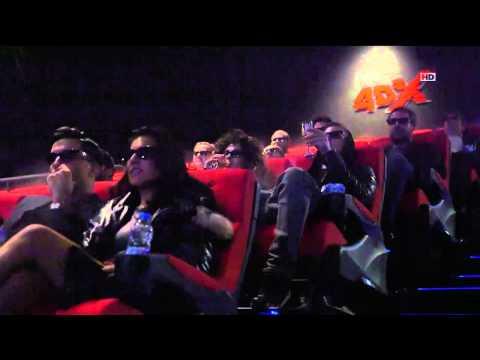 Cinema 4DX, Sensasi Baru Menonton Film - NET5