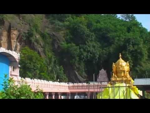 Kanaka Durga Temple at Vijayawada, Andhra Pradesh