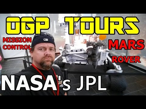 NASA's Jet Propulsion Laboratory Tour