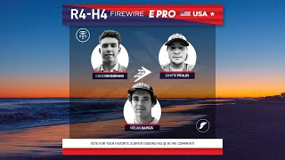 Round 4 Heat 4 FireWire E-Pro USA presented by Futures