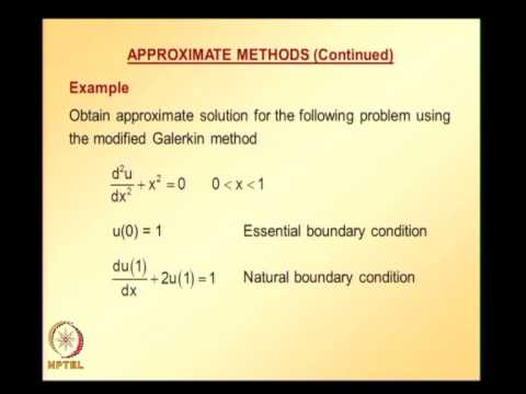 Lecture 21 video lecture by Prof B N  Rao of IIT Madras