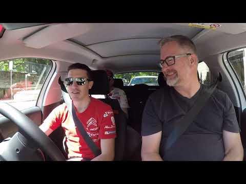 Citroen WRC driver Craig Breen | WhichCar