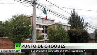 España abrirá investigación tras denuncia de Bolivia sobre hechos en la embajada mexicana