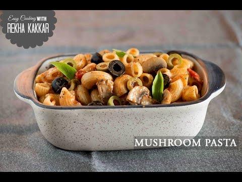One Pan Mushroom Pasta | Easy And Delicious Pasta Recipe