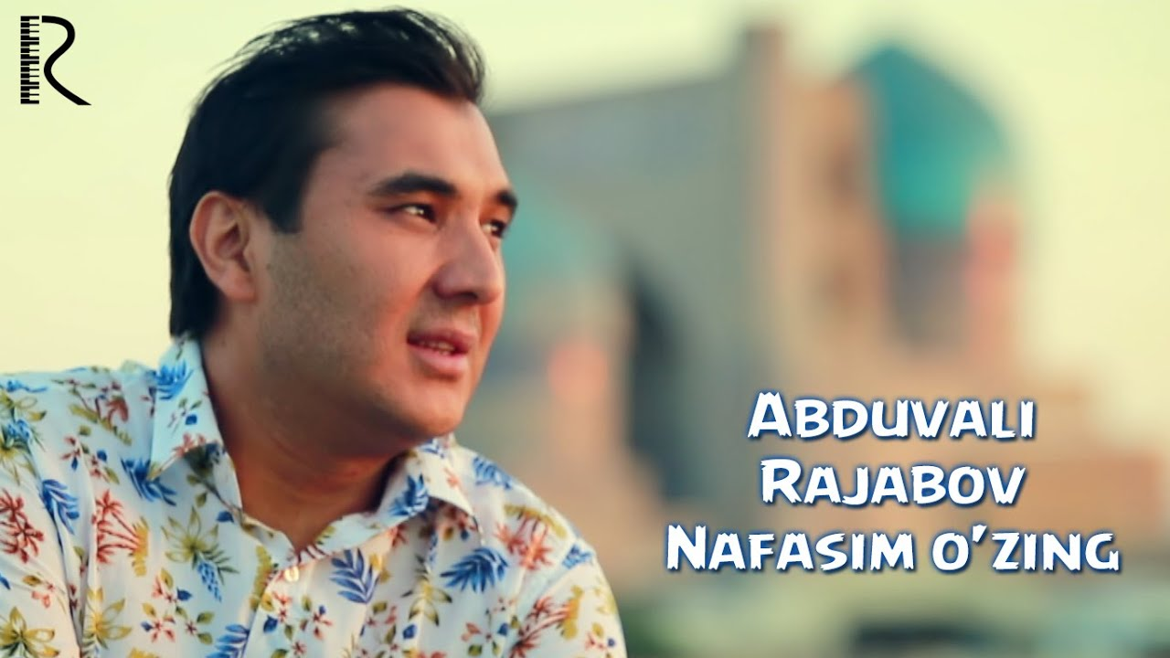 Abduvali Rajabov - Nafasim o'zing   Абдували Ражабов - Нафасим узинг #UydaQoling