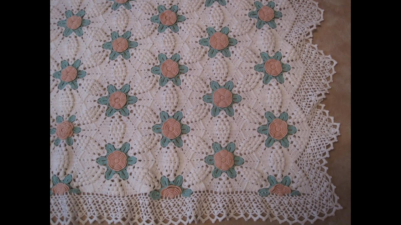 Crochet patterns for free crochet baby blanket 589 youtube bankloansurffo Images