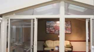 Patio Enclosures - Glass & Screens...It's all in the details.