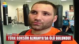 Türk boksör Almanya