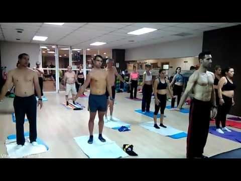 talleres hipopresivos gimnasio zeus youtube