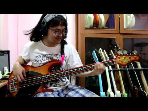 แป๊ะ Syndrome - ศึกษานารี Labanoon Bass Cover